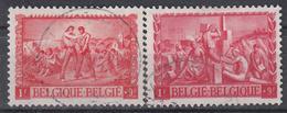 BELGIË - OBP - 1945 - Nr 699/00 - Gest/Obl/Us - Oblitérés