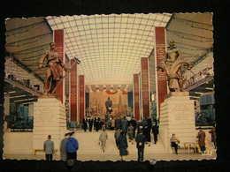 W-264 / Bruxelles - Exposition  Universelle De Bruxelles 1958,  Pavillon De L'U. R. S. S. Le Grand Hall .- - Universal Exhibitions