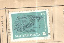 Ungheria  PO 1975 Anno Della Donna   Scott.2349+See Scan - Hungary