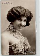 51864864 - Madame Sahary Mit Original Unterschrift NPG - Cartes Postales