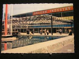 W-266 / Bruxelles - Exposition  Universelle De Bruxelles 1958,Pavillon De L'U. R. S. S. Année Géophysique  .- - Universal Exhibitions