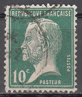 FRANCE   SCOTT NO. 185     USED     YEAR  1923 - France
