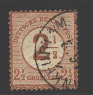 D.R.Nr 29,o,gep. - Duitsland