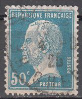 FRANCE   SCOTT NO. 191     USED     YEAR  1923 - France