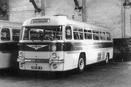 Ass.sauvegarde.patrimoine Transports TOULOUSE...bus  Chausson...1960 - Autobús & Autocar