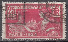 FRANCE   SCOTT NO. 199     USED     YEAR  1924 - France