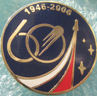 """38 Space Russia Pin. Corporation """"Energia"""" 60 Anniversary. Rocket - Space"""