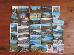 Lot De 35  Cartes Des Hautes Alpes ( 05 )  Guillestre  Le Queyras   Briançon  Risoul  Massif Des Ecrins - Cartes Postales