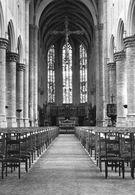 Hoogstraten - Binnenzicht St-Katharinakerk - Echte Foto - Hoogstraten