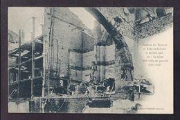 CPA 39 - LONS-LE-SAUNIER - Incendie Du Théatre De Lons-le-Saunier - 21 Janvier 1901 - La Scène Et La Salle De Spectacle - Lons Le Saunier