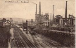 54 POMPEY   Les Forges - Frankreich