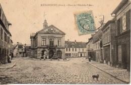 02 BLERANCOURT  Place De L'Hôtel De Ville - France