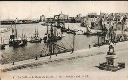 Calais Le Bassin Du Paradis - Calais