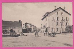 88 VOSGES - GERARDMER , Le Pont De FORGOTTE , Animée - Gerardmer