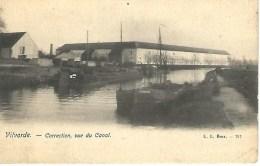 VILVORDE : Correction Vue Du Canal - Vilvoorde