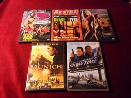 LOT DE 5 DVD   POUR 10 EUROS ( Lot 59 ) - DVDs