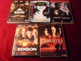 LOT DE 5 DVD   POUR 10 EUROS ( Lot 58 ) - DVDs