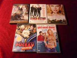 LOT DE 5 DVD   POUR 10 EUROS ( Lot 62 ) - DVDs