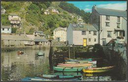 The Inner Harbour, Polperro, Cornwall, C.1960s - Postcard - England