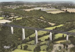 Beny-Bocage 14 - Vue Aérienne Viaduc De La Souleuvre - Ligne Chemin De Fer Vire à Caen - Eiffel - France