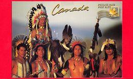 CANADA - Cartolina Viaggiata Nel 2005 - Native Indians - Indiani Dell'America Del Nord