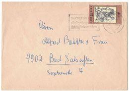 VE154   DDR 1971 Brief -> Bad Salzuflen - Mi.1673 Albrecht Dürer - Storia Postale