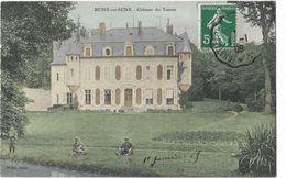 Mussy-sur-Seine - Château Des Tertres - Mussy-sur-Seine