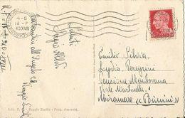 813 - REGGIO EMILIA - Giardini Pubblici - Ritrovo Estivo. - Reggio Emilia