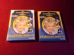 JACQUELINE MAILLAN  / 3 PIECES EXCEPTIONNELLES  / COUP DE SOLEIL + LILY ET LILY + ON PURGE BEBE - DVD