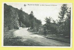 * Marche Les Dames (Namur - La Wallonie) * (Nels, Edit Haine Hotel De La Gare) La Belle Promenade De Gelbressée, Rare - Namur