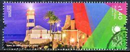 !■■■■■ds■■ Portugal 2017 AF#4903ø Lighthouse Santa Marta European Youth Capital Cascais Nice Stamp VFU (k0070) - 1910 - ... Repubblica