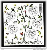 France  Bloc Feuillet Neuf Luxe ** 2008 N° 115 Saint Valentin Coeur Sorbier Faciale 4.25 Euro; Lot Vendu Sous Faciale - Neufs