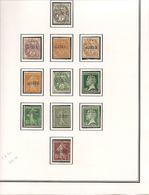 ALGÉRIE Scott 1-32 Yvert  2-33 (32) * Cote 40,00 $ 1924-1926 - Algérie (1924-1962)