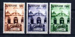 Surinam - 1990 - 60th Anniversary Of Arya Dewaker Temple - MNH - Surinam