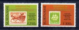 "Surinam - 1994 - ""Fepapost 94"" European Stamp Exhibition - MNH - Surinam"