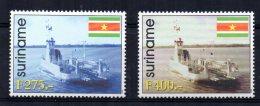 Surinam - 1998 - Surinam-Guyana Ferry - MNH - Surinam