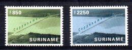 Surinam - 1999 - Coppename Bridge - MNH - Surinam