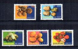 Surinam - 2001 - Fruit - MNH - Surinam