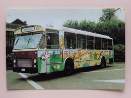 KINDERBUS Tramplein MM.I.V.A. Garage Voertuig 608 / 1981 ( AMUTRA ) ( Zie Foto Details ) !! - Bus & Autocars
