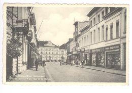1949 - ED NELS THILL BRUXELLES NR 4 - STATIE STRAAT - RUE DE LA STATION - GEVEL SEGHERS-COLE - VAN SEVEREN VAN PUYMBROUC - Sint-Niklaas