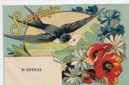 88  EPINAL   Souvenir  D'.......... - Epinal