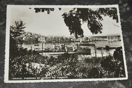 1872    Taranto  Panorama Dai Giardini Del Peripato - Taranto