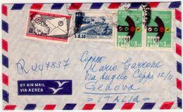 1965. Lettera Dal Perù Verso L'Italia. - Pérou