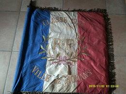 DRAPEAU ROMANS ISERE CLASSE ST SAINT GEORGES DALPHINE 26 DROME - Autres