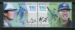 Korea South 2013 Corea / Sport Baseball MNH Béisbol / Cu7531  40 - Honkbal