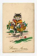 Signé Germaine BOURET . Chat . Cat . Katze . Gato . N°117 - Bouret, Germaine