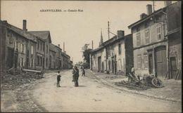 AMANVILLERS - Grande Rue - France
