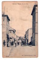 0834 - Tence ( Hte L. ) - Rue De La Gare - A.M. Col. Vigouroux-Chauvinc à Tence - France