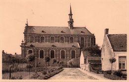 Hoogstraten - Begijnhof. - Kerk St-Jan - Hoogstraten