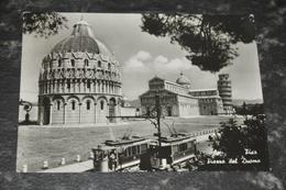 1883    Pisa    Piazza Del Duomo   Tren Train - Pisa